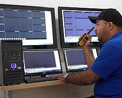 Monitoramento de alarmes empresa