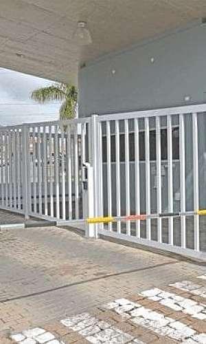Aluguel de sistema de segurança