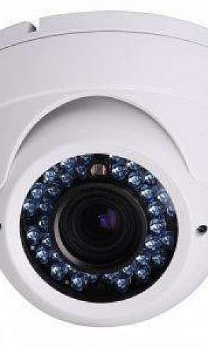 Câmera de segurança CFTV