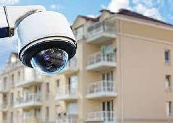 Câmera de segurança residencial
