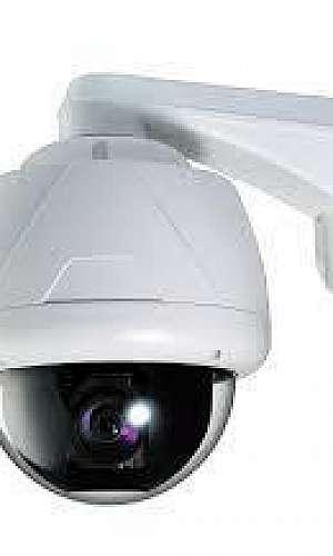 Câmera de segurança via internet