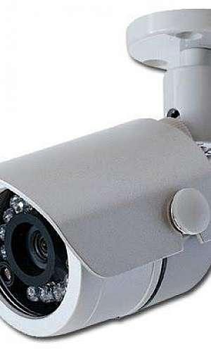 Câmera digital CFTV