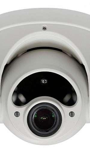 câmera dome HD.