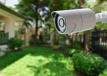 Câmera de segurança para longa distância