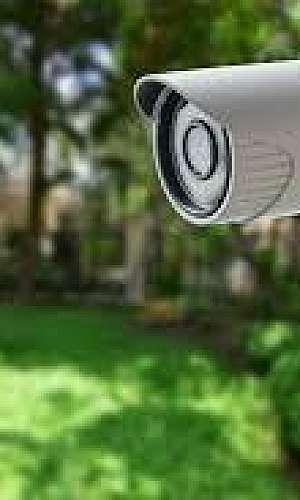 Câmeras de segurança para condomínio