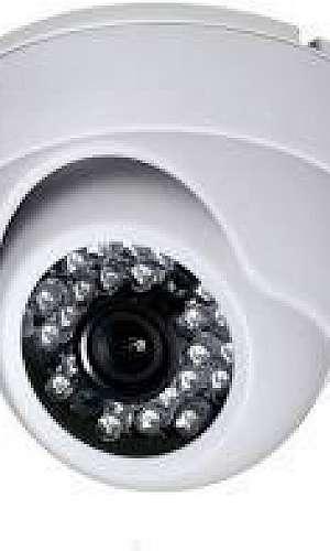 Câmeras de segurança residencial