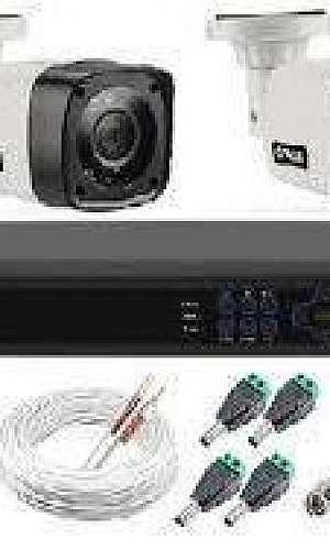 Empresa de instalação de câmeras SP