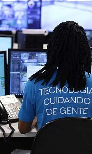 Empresa de monitoramento CFTV