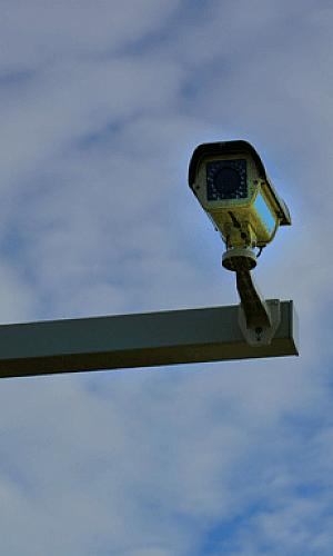 Empresa de monitoramento de câmeras