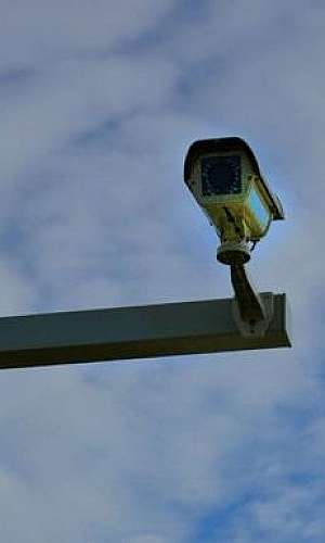 Empresa serviço de câmera de segurança