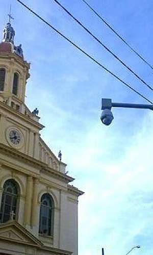 Instalação de câmera de segurança sp