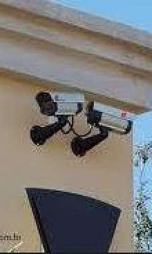 Sistema CFTV para condomínio residencial