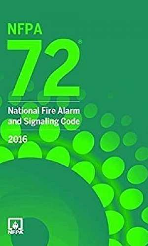 Sistema de alarme de incêndio NFPA 72