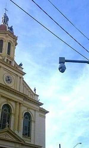 Sistema de câmeras de monitoramento