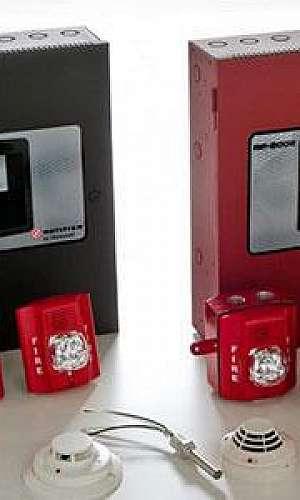 Sistema de detecção precoce de incêndio