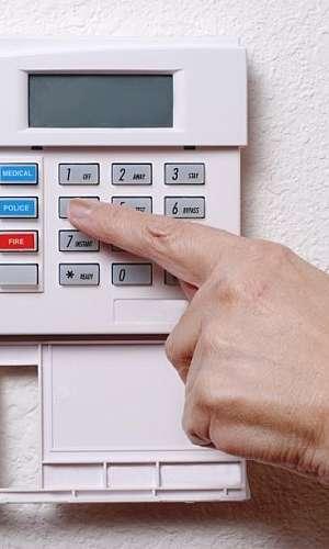 Sistema de segurança alarme