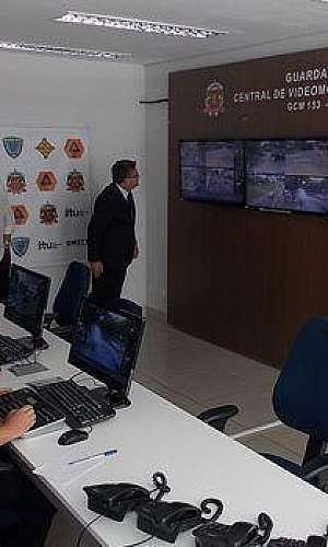 Sistema de segurança CFTV digital