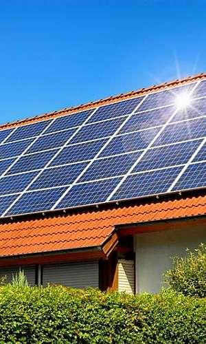 Sistema fotovoltaico residencial